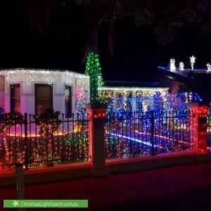 Christmas Light display at 47 Ninth Avenue, Saint Peters