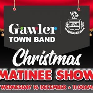 Gawler Town Band Christmas Matinee Show