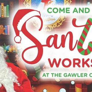 Santa's Workshop at Gawler Civic Centre